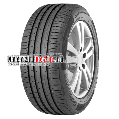 Continental 225/55R17 97W ContiPremiumContact 5