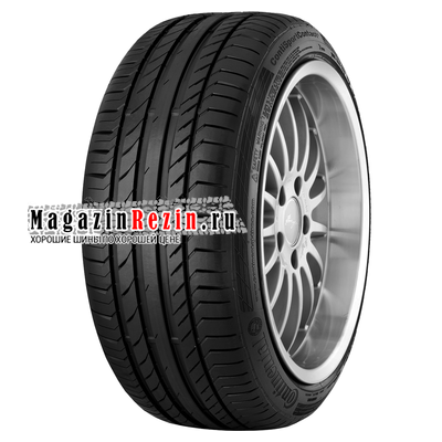 Continental 225/50R17 94W ContiSportContact 5 MO SSR