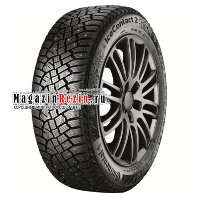 Continental 195/50R16 88T XL IceContact 2 KD (шип.)